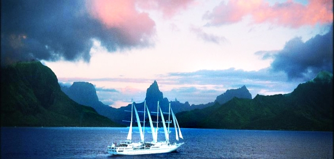Sail Tahiti 2014 with Source Events