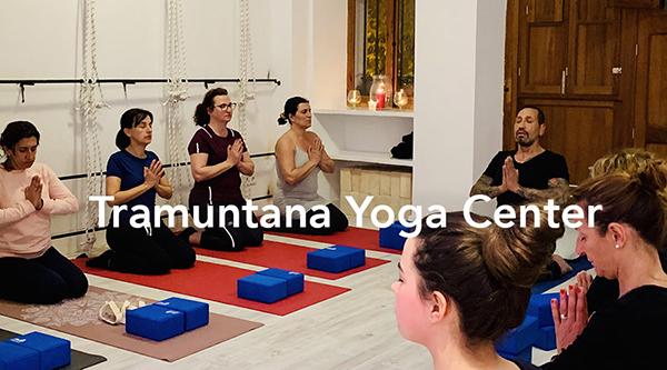 The Tramuntana Yoga Center at Rayo de la Vida in Mallorca, Spain