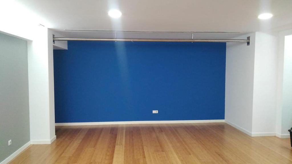 The big Blue Room @Rayo de la Vida